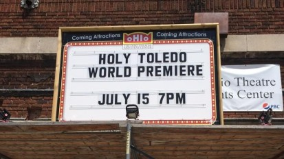 Holy Toledo world premiere on July 15th!